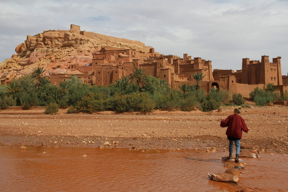 Ait-Ben-Haddou Morocco Africa Game of Thrones