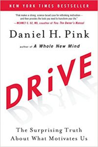 "#KEYIDEAS from ""Drive: The Surprising Truth About What Motivates Us"""