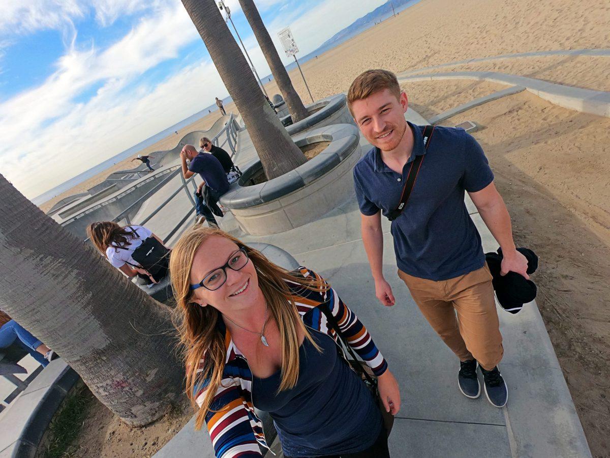 Road Trip America Tobias Reith Los Angeles