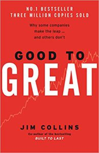 "#KEYIDEAS from ""Good To Great – Why Some Companies Make"